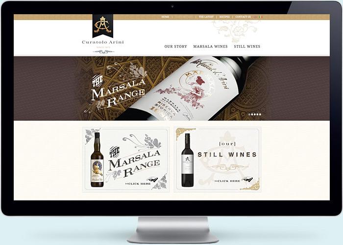 Curatolo Arini Website