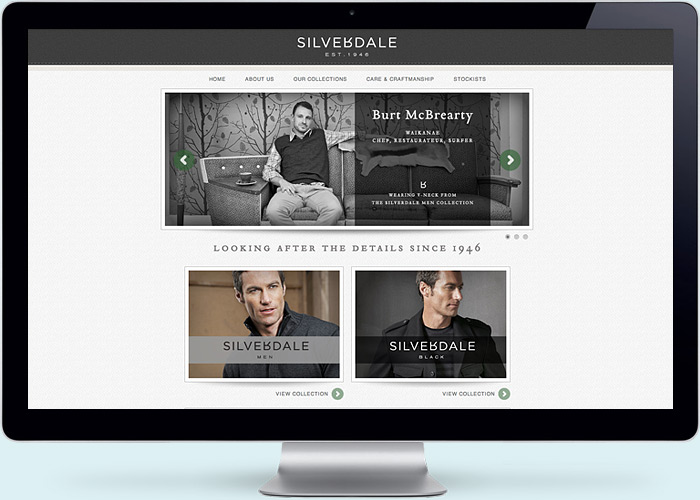 Silverdale Website
