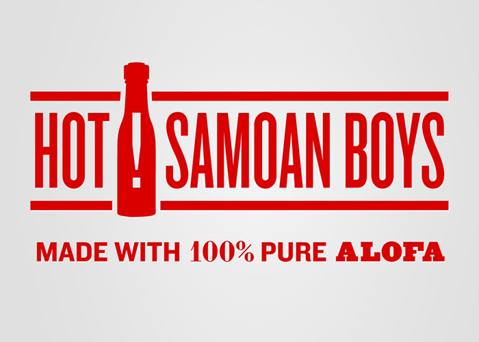 Hot Samoan Boys – A Brand Story